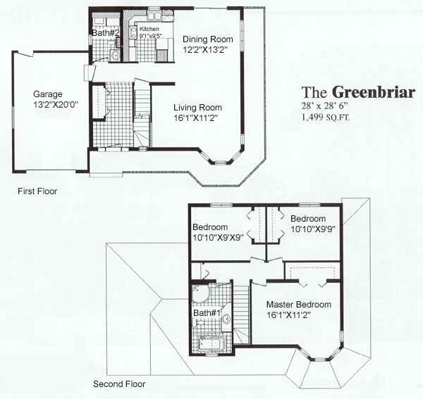 Greenbriar Sea Hawk Homes